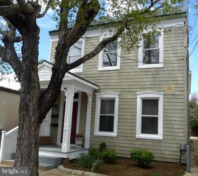 Fredericksburg Single Family Home For Sale: 209 Pitt Street