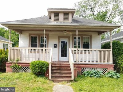 Fredericksburg City Single Family Home Active Under Contract: 2010 Charles Street