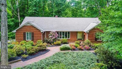 Fredericksburg City Single Family Home Under Contract: 111 Goodloe Drive