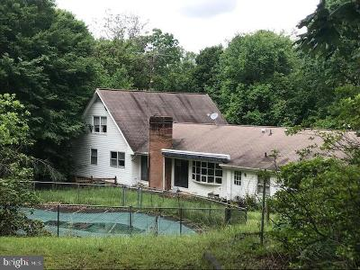Fredericksburg City Single Family Home For Sale: 1400 Alum Springs Road