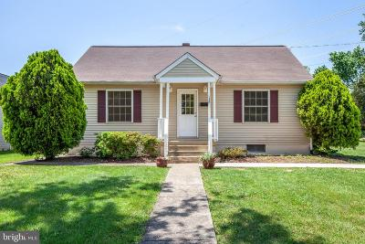 Fredericksburg City Single Family Home For Sale: 138 Ridgeway Street