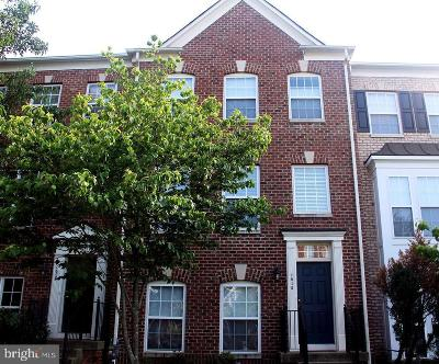 Fredericksburg City, Stafford County Townhouse For Sale: 1610 Wilcox Avenue