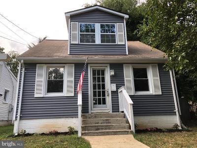 Fredericksburg City Single Family Home For Sale: 607 Green Street