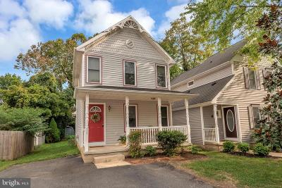 Fredericksburg Single Family Home For Sale: 712 Stuart Street