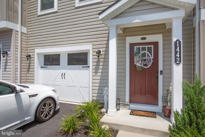 Fredericksburg City Townhouse For Sale: 1442 Teagan Drive