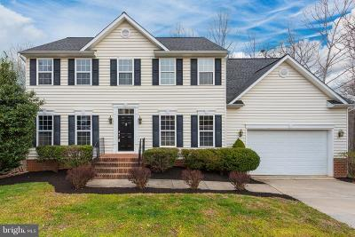 Fredericksburg City Single Family Home For Sale: 1012 Roberts Court