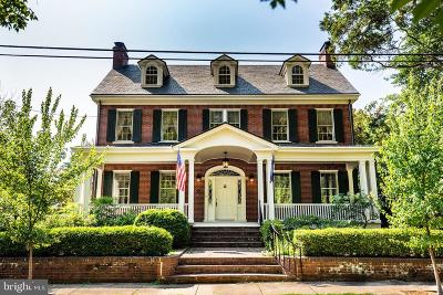 Fredericksburg Single Family Home For Sale: 610 Lewis Street