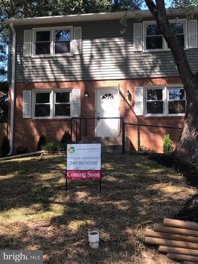 Fredericksburg Single Family Home For Sale: 169 Longstreet Avenue