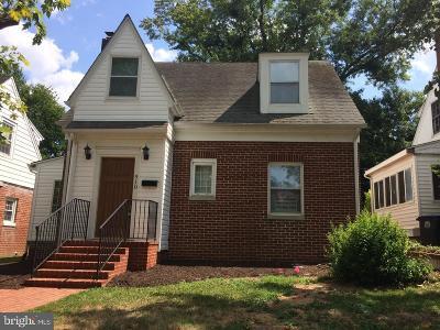 Fredericksburg Single Family Home For Sale: 910 William Street