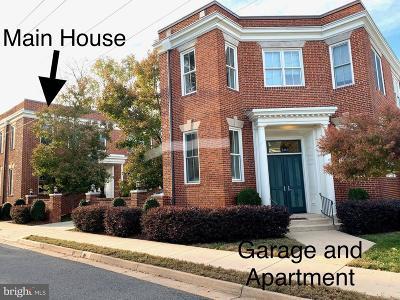 Fredericksburg VA Single Family Home For Sale: $1,190,000