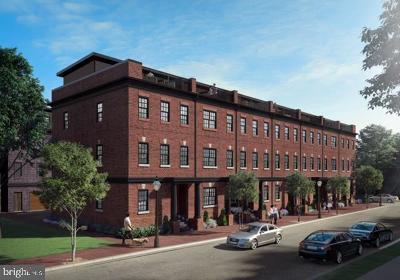 Fredericksburg Townhouse For Sale: Unit #2 Henry Model Sophia Street #2