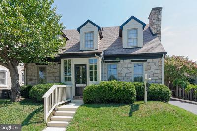 Fredericksburg Single Family Home For Sale: 2103 Fall Hill Avenue