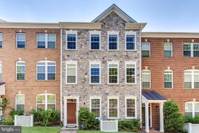 Fairfax Townhouse For Sale: 4304 Edosomwan Lane