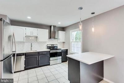 Fairfax Townhouse For Sale: 3983 Wilcoxson Drive