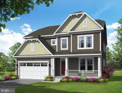 Fairfax, Fairfax Station Single Family Home For Sale: Burrows Avenue