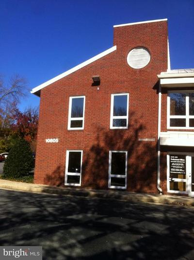 Commercial Lease For Lease: 10805 Main Street #100