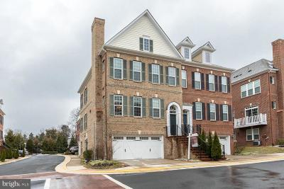 Fairfax Townhouse For Sale: 10703 Cameron Glen Drive