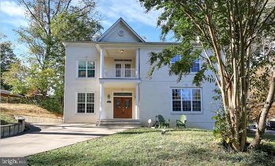 Fairfax Single Family Home For Sale: 3401 Park Hill Place