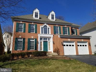 Fairfax Single Family Home For Sale: 10706 Simpson Mews Lane