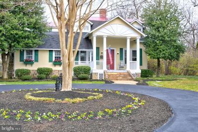 Fairfax Single Family Home Under Contract: 3738 Chain Bridge Road