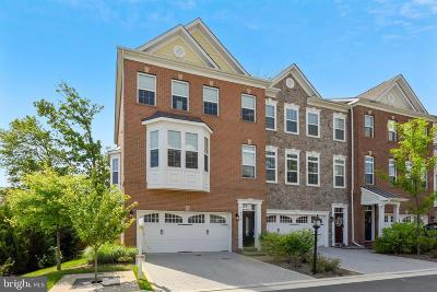 Fairfax Townhouse For Sale: 4312 Johnson Court