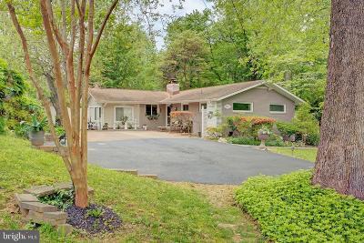 Fairfax Single Family Home For Sale: 9912 Pinehurst Avenue