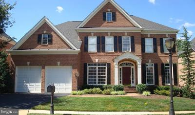 Fairfax Single Family Home For Sale: 10115 Ratcliffe Manor Drive