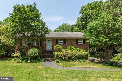 Fairfax, Fairfax Station Single Family Home For Sale: 4120 Virginia Street