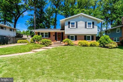 Fairfax Single Family Home For Sale: 10224 Antietam Avenue