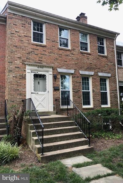 Fairfax Rental For Rent: 10559 Assembly Drive