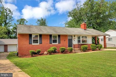 Fairfax Rental For Rent: 10905 Fairchester Drive