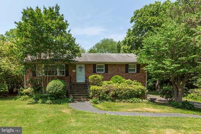 Fairfax Single Family Home For Sale: 4120 Virginia Street