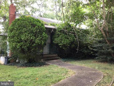 Fairfax, Fairfax Station Single Family Home For Sale: 4008 Burke Station Road