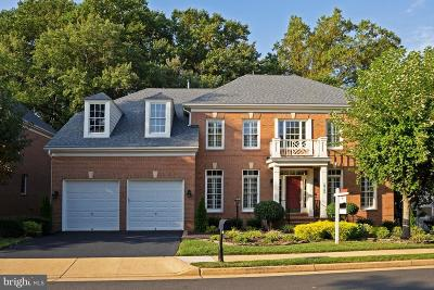 Fairfax Single Family Home For Sale: 10100 Daniels Run Way