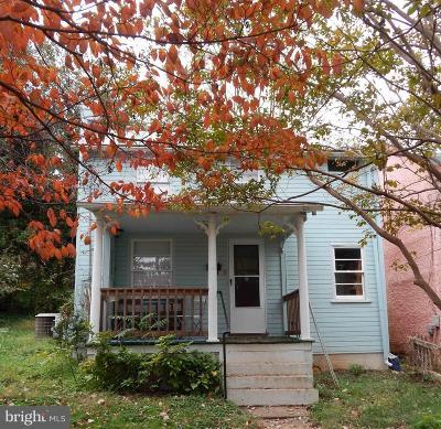 Warren Single Family Home For Sale: 38 Spring Lane