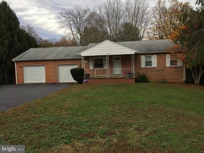 Warrenton Single Family Home For Sale: 7301 Westmoreland Drive