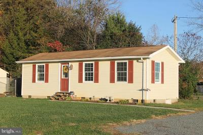 Fauquier County Single Family Home For Sale: 5170 Sumerduck Road