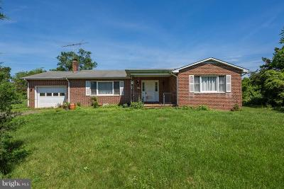 Fauquier County Single Family Home For Sale: 5160 Catlett Road
