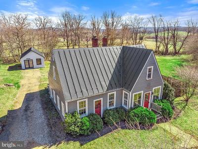 Fauquier County Single Family Home For Sale: 694 Federal Street