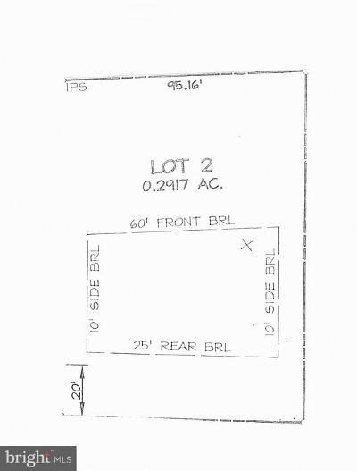 Warren Residential Lots & Land For Sale: Lot 2 Culpeper Street