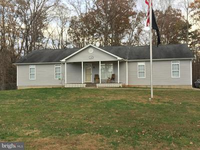 Fauquier County Single Family Home For Sale: 12849 Elk Run Road
