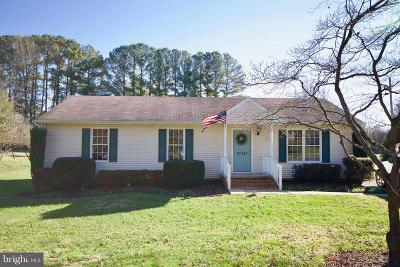 Warrenton Single Family Home For Sale: 427 Foxcroft Road
