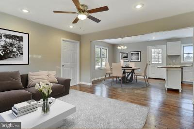 Fauquier County Single Family Home For Sale: 11721 Lucky Hill Road
