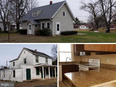 Fauquier County Single Family Home For Sale: 10552 & 10558 Rogues Road