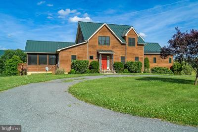 Fauquier County Single Family Home For Sale: 11520 Hume Road