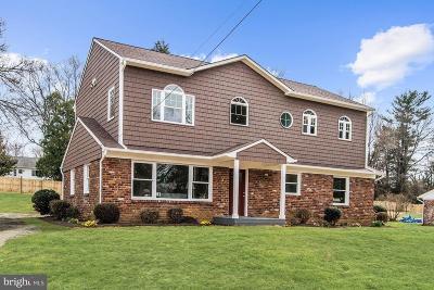 Warrenton Single Family Home For Sale: 167 Piedmont Street