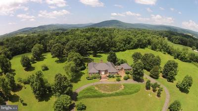 Fauquier County Single Family Home For Sale: 10310 Jacksontown