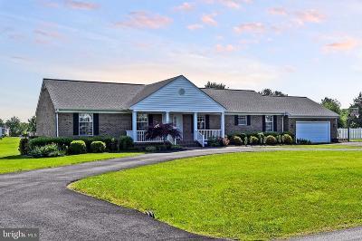 Warrenton Single Family Home For Sale: 6763 Lake Drive