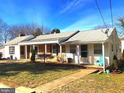 Warrenton Single Family Home For Sale: 108 Moffett Avenue