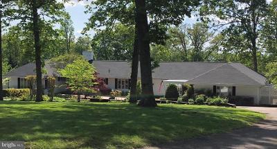 Warrenton Single Family Home For Sale: 8262 Lees Ridge Road